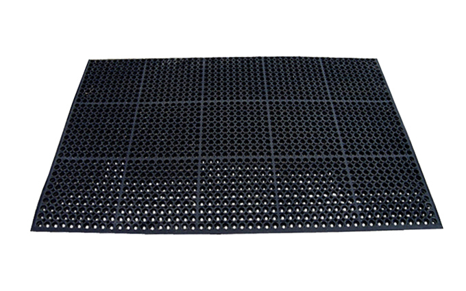 Industrial Rubber Floor Mats